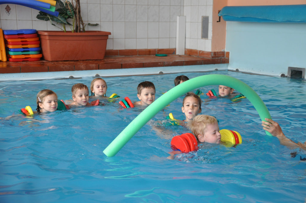 Anfängerkurs Schwimmen